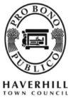 Haverhill Town Council Logo